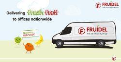 Delivering fresh fruit