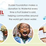 Fruidel Foundation supporting WaterAid