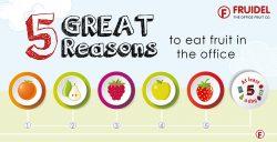 5 reasons to eat fruit