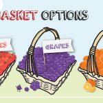 Fruit Basket Options