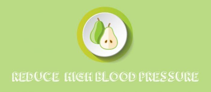 reduce high blood pressure