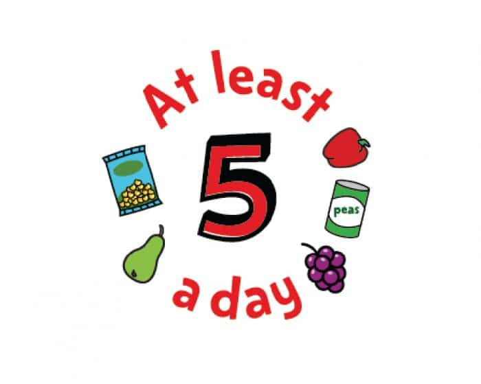get your 5-a-day