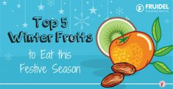 Top 5 Winter Fruits