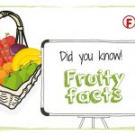 Did you know - fruity facts