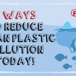 5 ways to reduce plastic waste